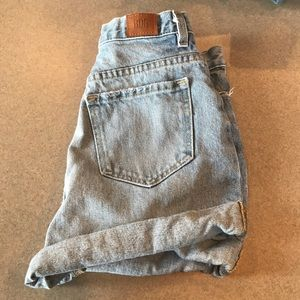 Urban Outfitters Shorts - Urban Outfitters BDG Mom High Rise Jean Shorts 26